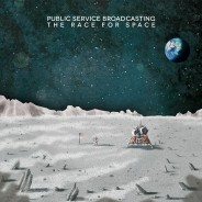 Public Service Broadcasting - The Race For Space US Hi Res
