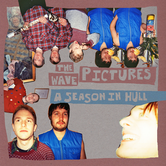 Wave Pictures - A Season In Hull LP Smaller