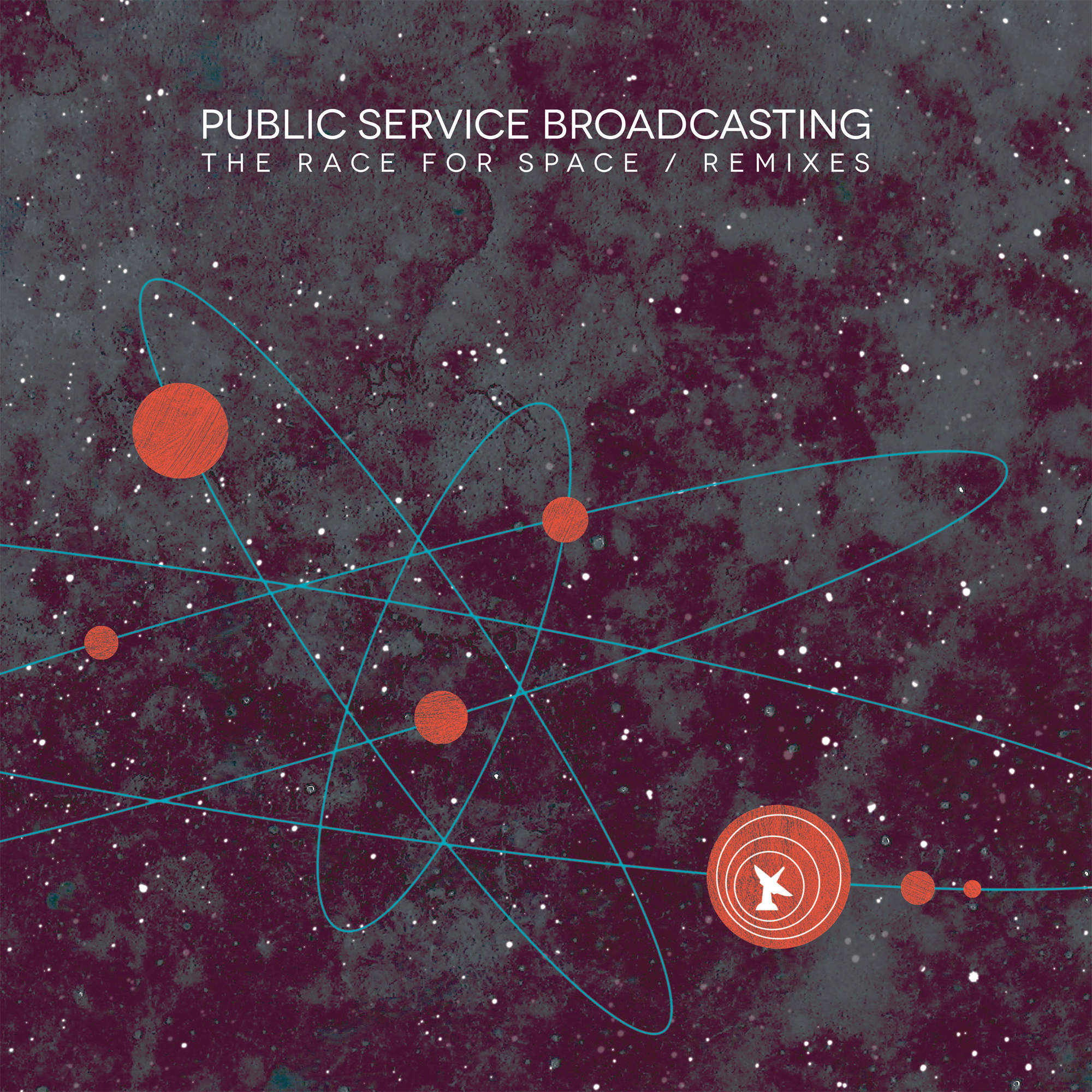 Public Service Broadcasting - The Race For Space Remixes